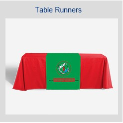 Table runner 24 Inch wide